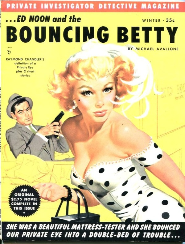 Pulp Covers – Page 401 – The Best Of The Worst