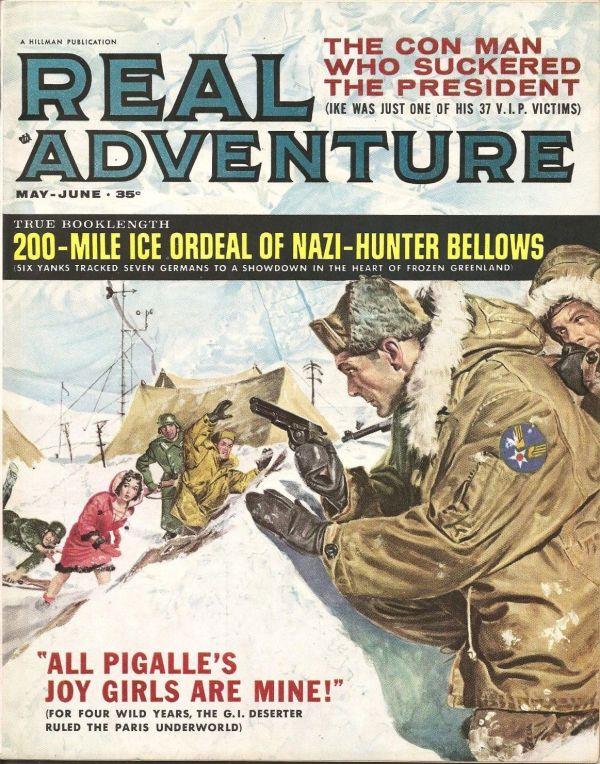 Real Adventure May-June 1961