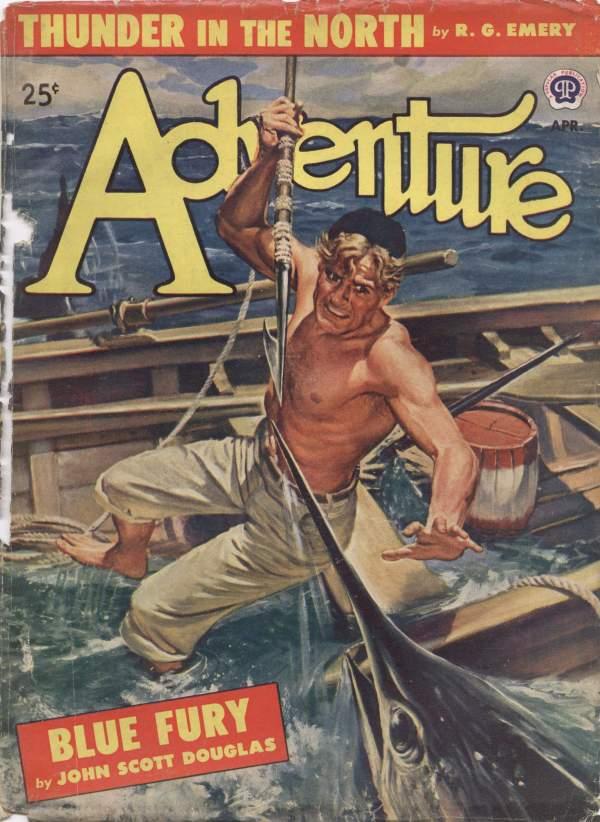 Adventure April 1948