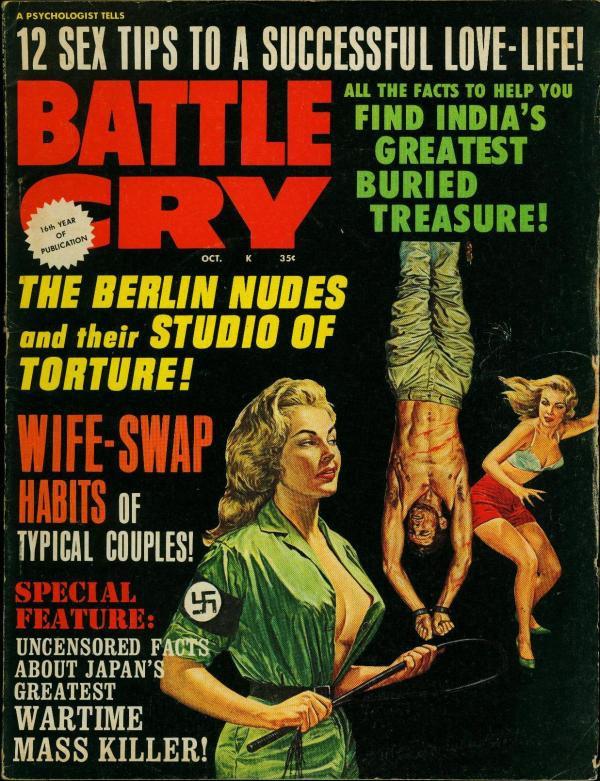 Battle Cry Oct 1967