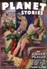 Planet Stories Vol. 2, No. 10 (Spring 1945). Cover by Harry Lemon Parkhurst thumbnail