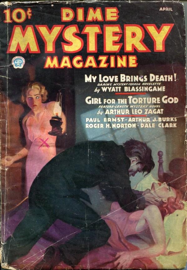Dime Mystery April 1936
