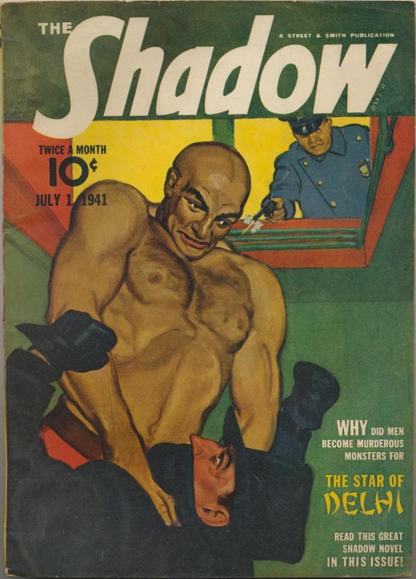Shadow Magazine Vol 1 #225 July, 1941