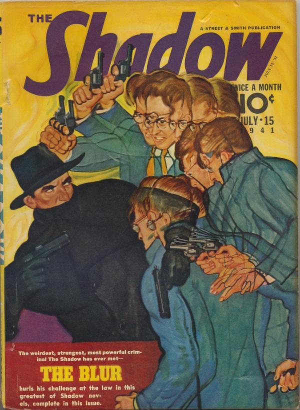 Shadow Magazine Vol 1 #226 July, 1941