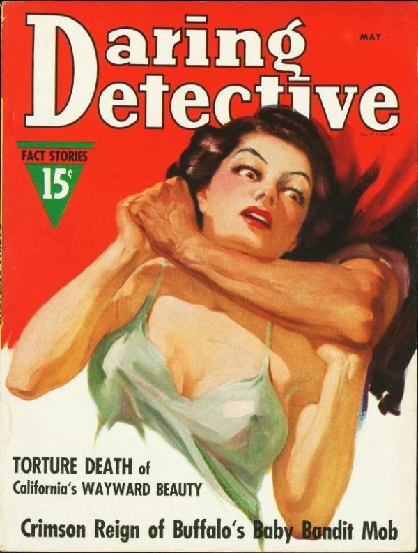 Daring Detective May 1938