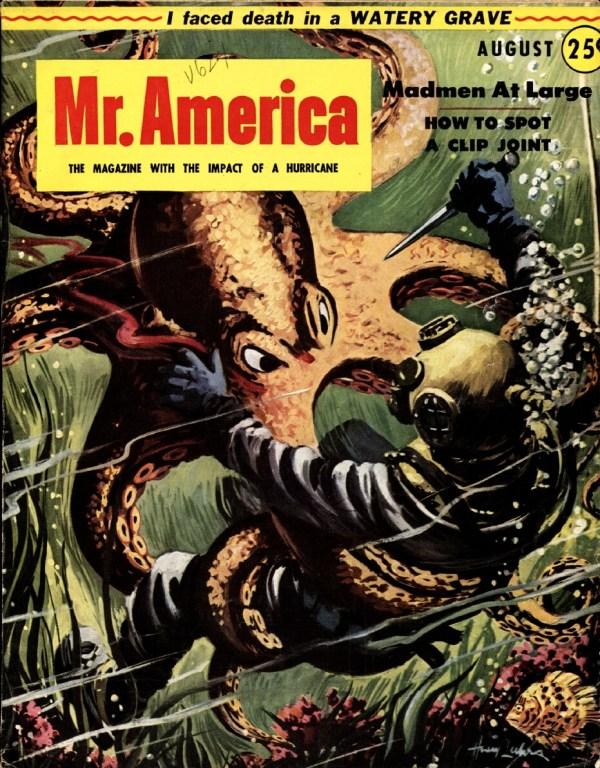 Mr. America August 1953
