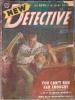 New Detective April 1952 thumbnail
