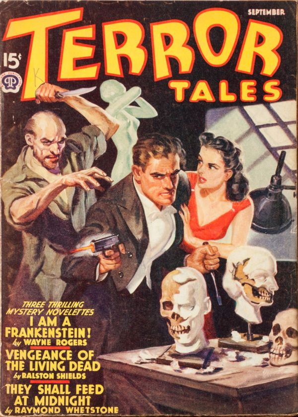 Terror Tales September 1940