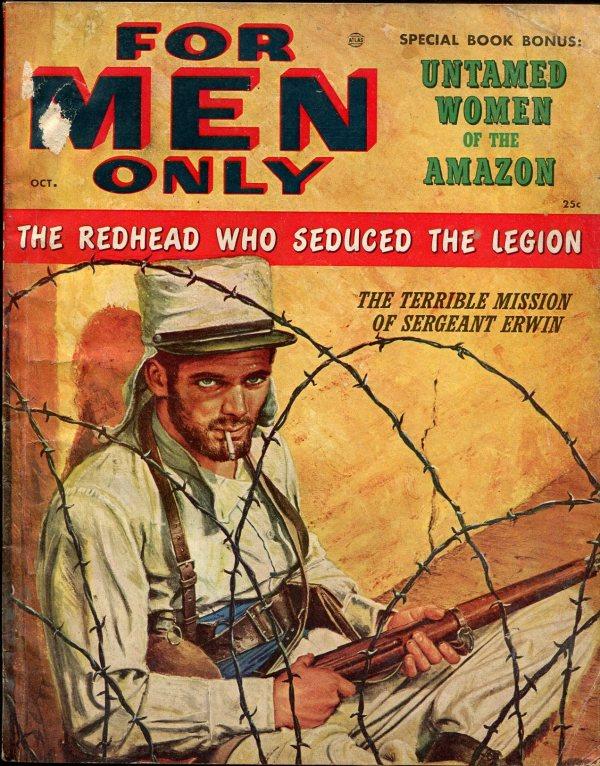 For Men Only October 1956