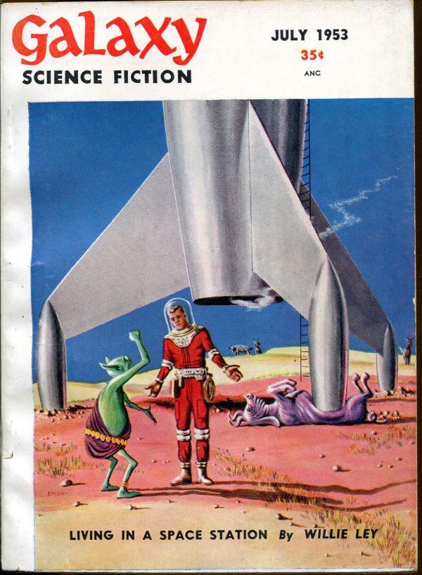 Galaxy July, 1953