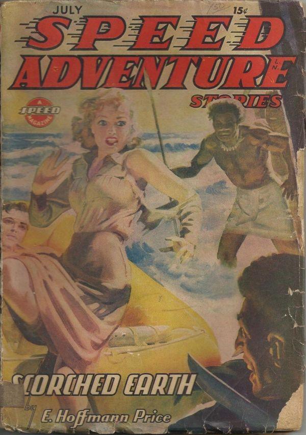 Speed Adventure July 1944