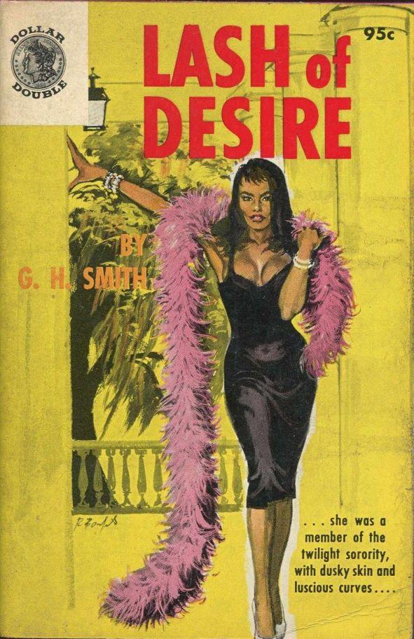 Lash Of Desire Dollar Double 950 1962