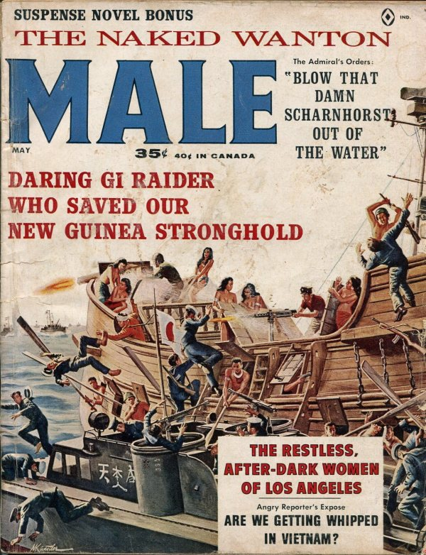 Male May 1963