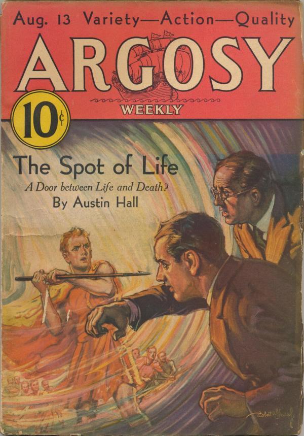 Argosy August 13 1932
