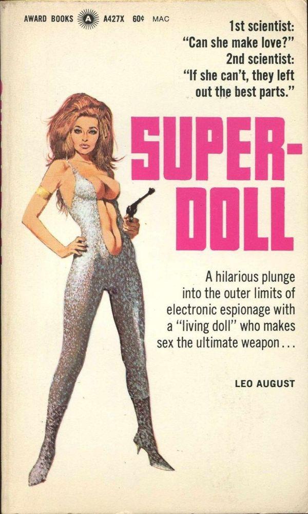 Award Books A427X 1969