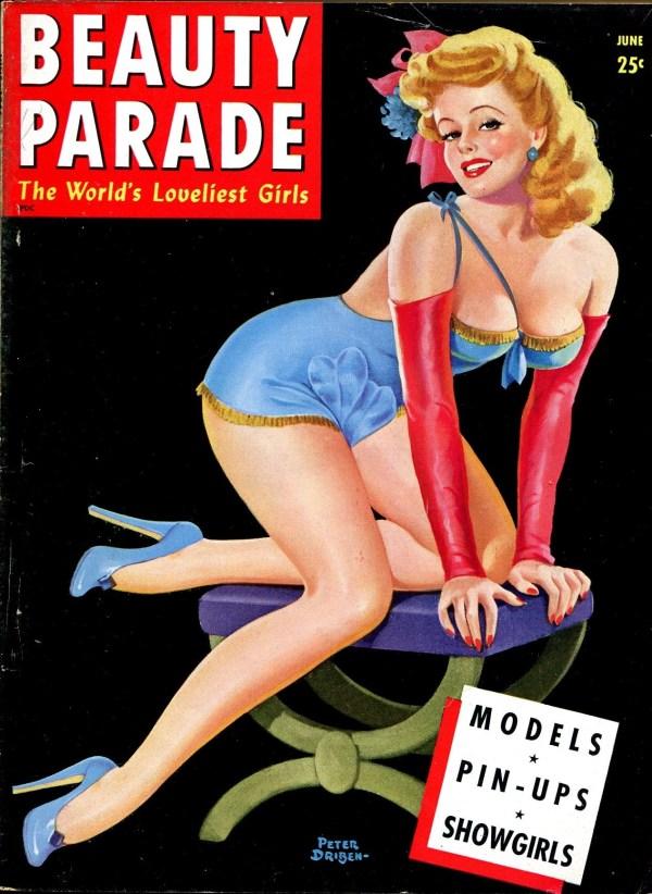Beauty Parade, June 1946