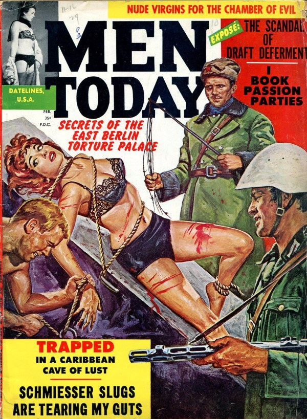 Men Today February 1962