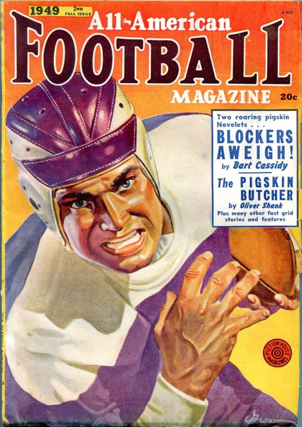 All-American Football Fall 1949