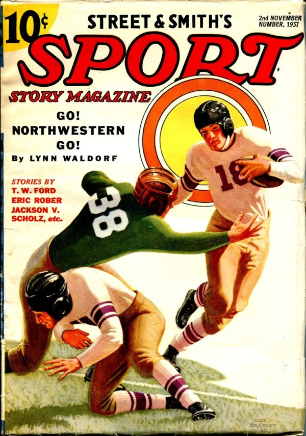 Sport Story November 28  1939