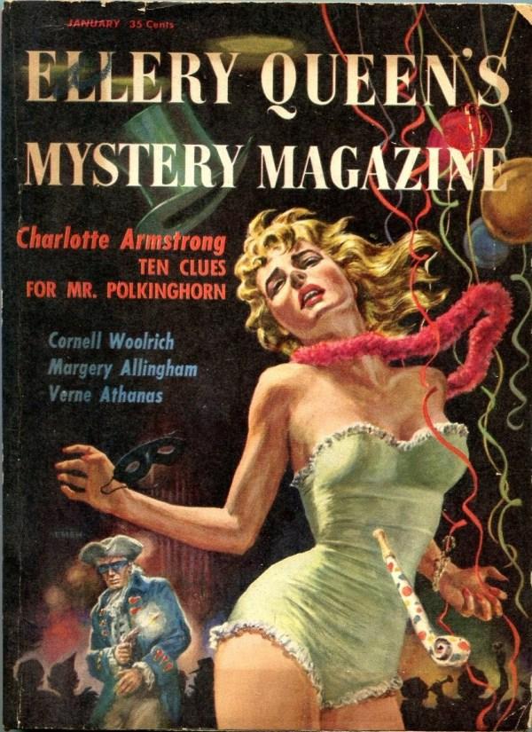 Ellery Queen's Mystery January 1957