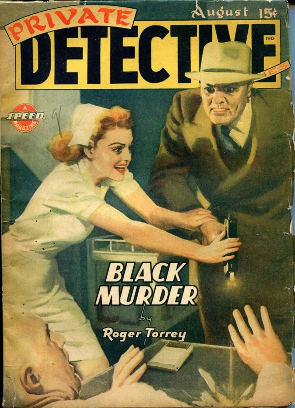 Private Detective August 1944