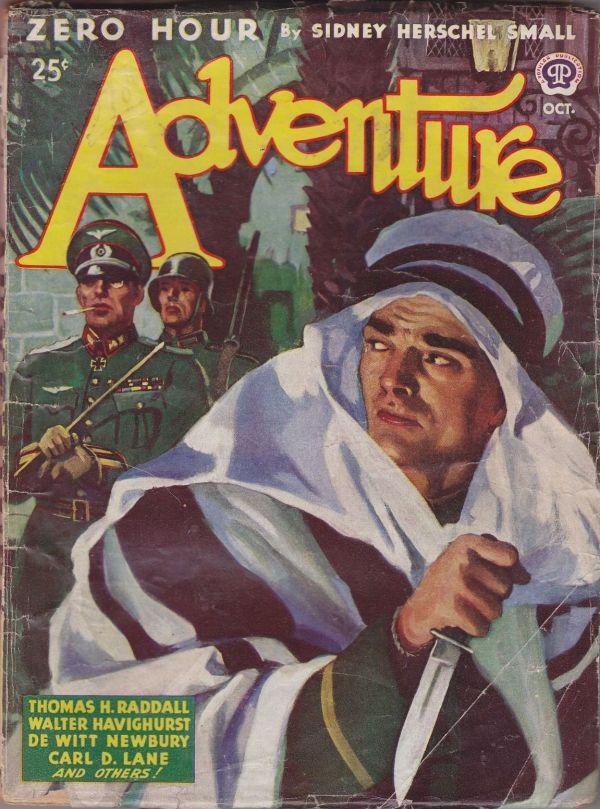 Adventure Oct 1943