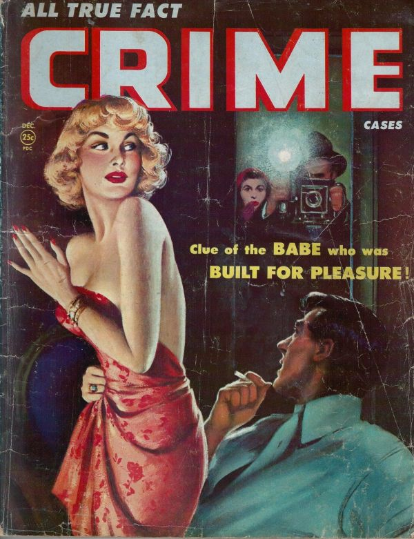 All True Fact Crime Cases December 1950