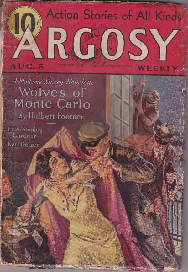 Argosy Aug 5 1933