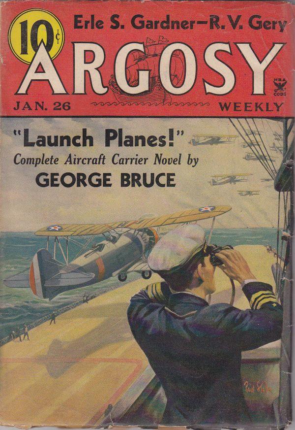 Argosy January 16 1935