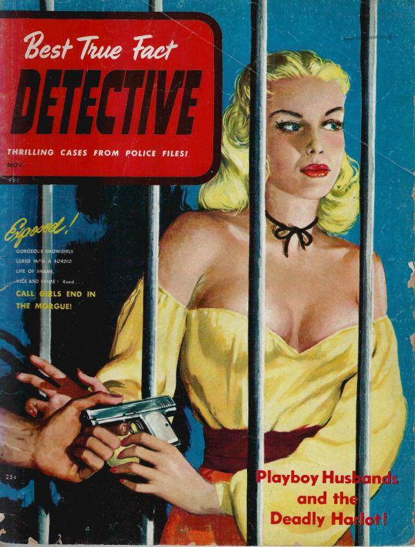Best True Fact Detective December 1949