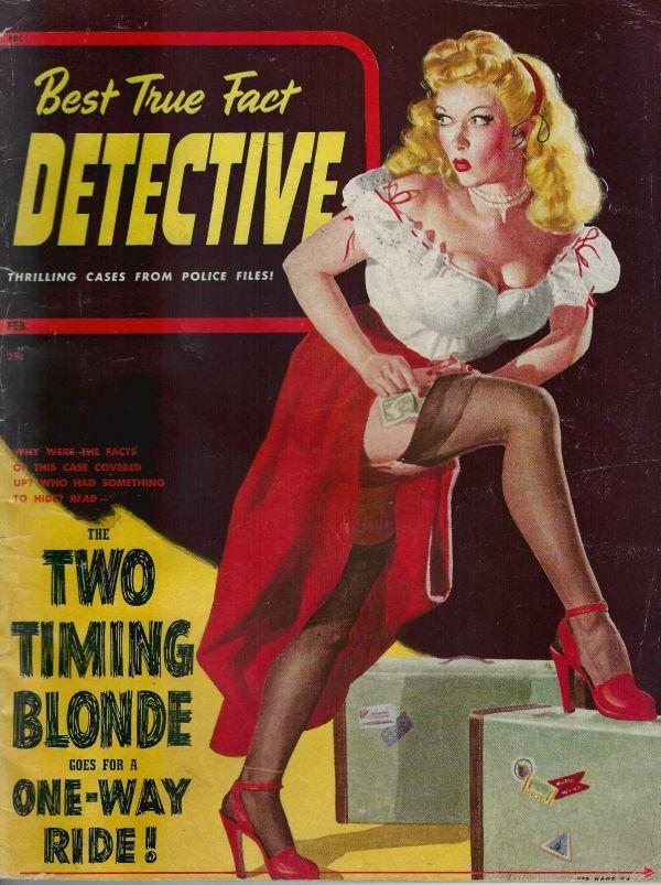 Best True Fact Detective February 1949