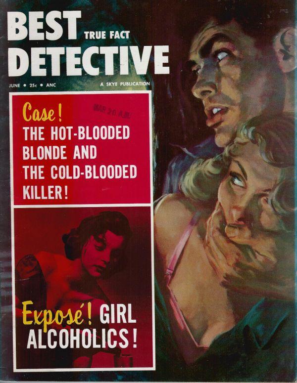 Best True Fact Detective June 1955