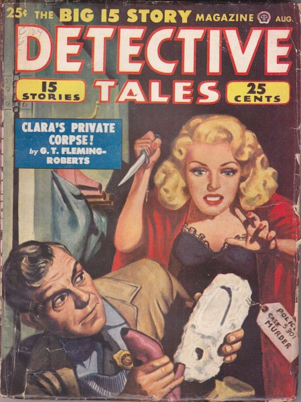 Detective Tales August 1949