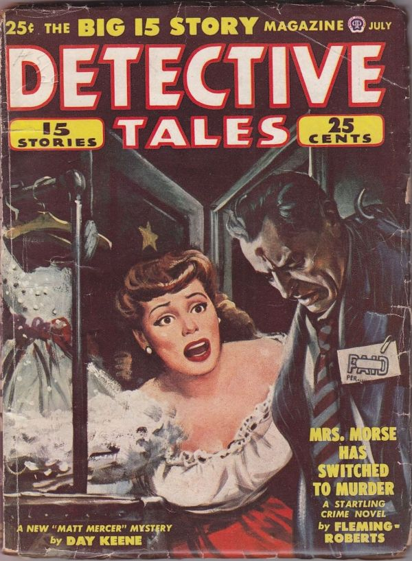 Detective Tales July 1948