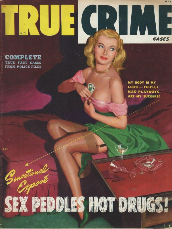 True Crime Detective May 1949