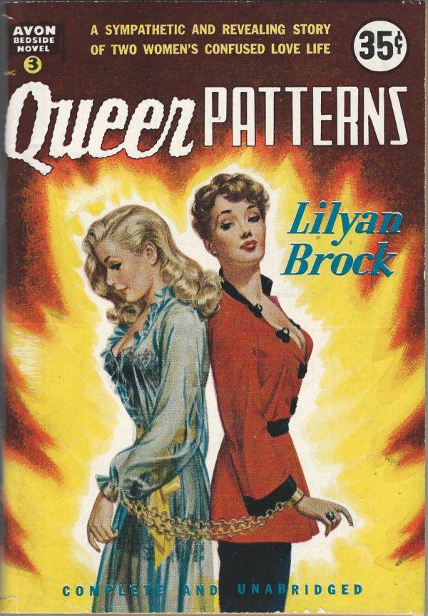 Avon Bedside Novel 3 1951