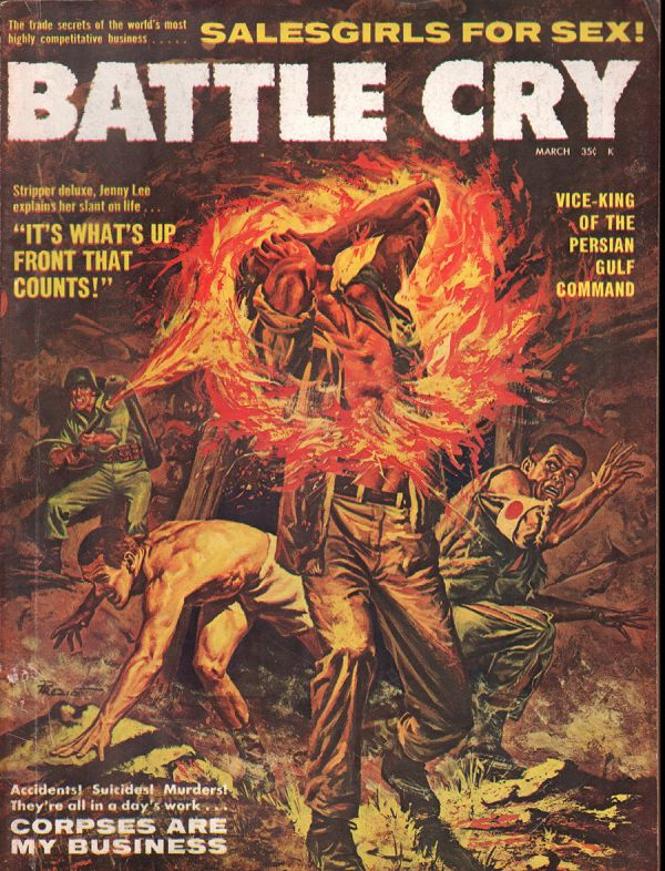 Battle Cry March 1961