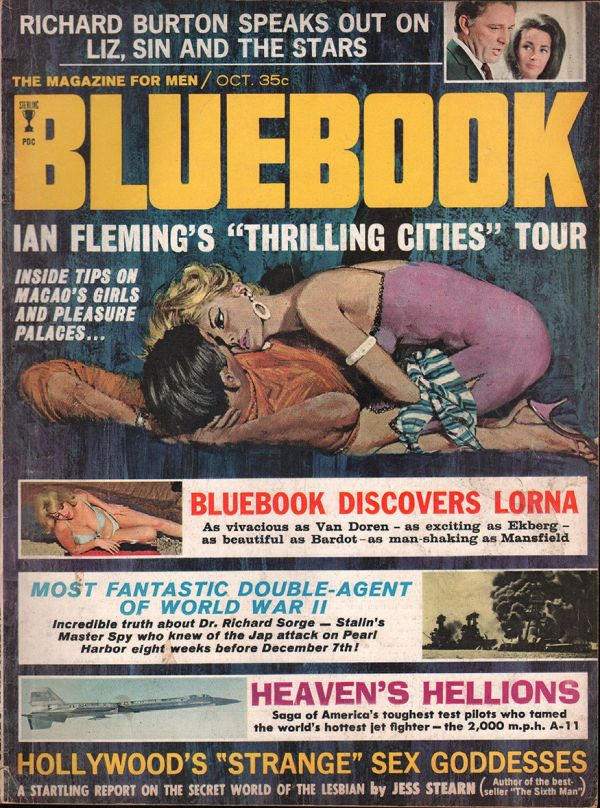 Blue Book October 1964