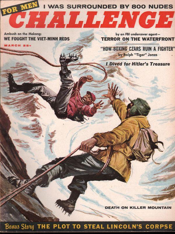 Challenge March 1957