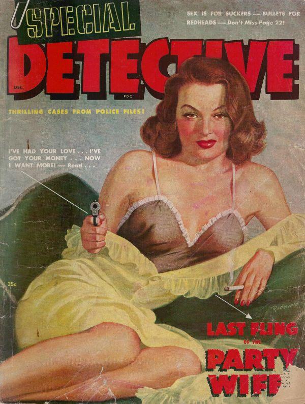 Special Detective December 1948