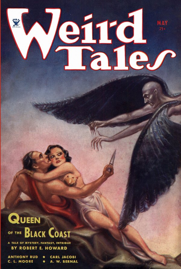 Weird Tales May 1934