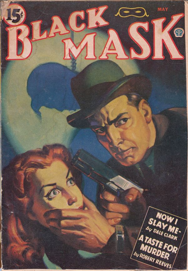 BLACK MASK May 1943 CDN
