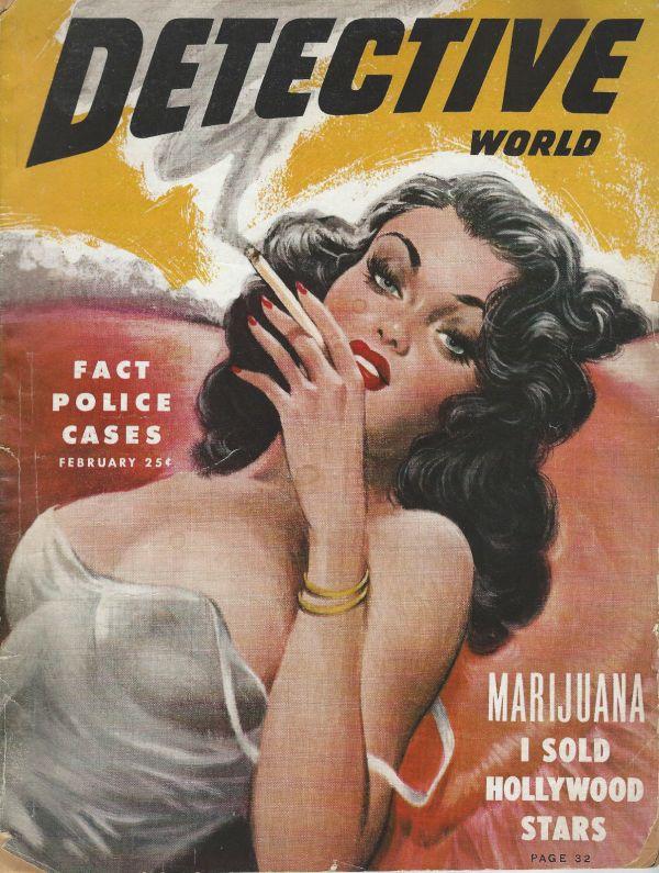 Detective World Feb 1949