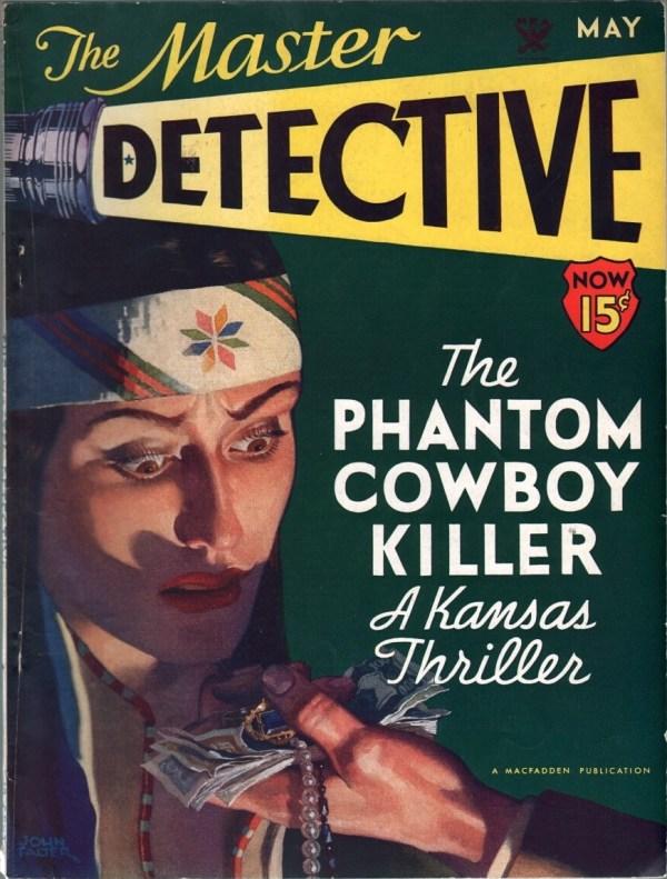 Master Detective May 1934