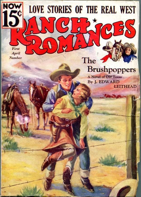 Ranch Romances April 1  1936