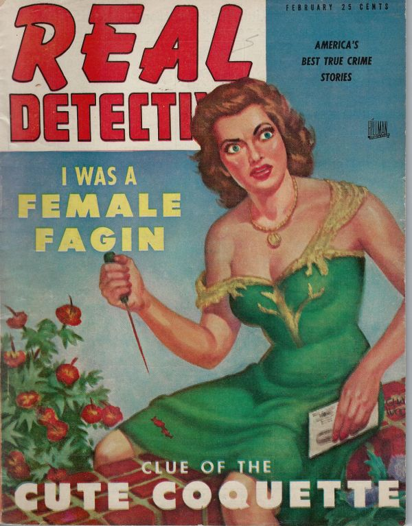 Real Detective February 1948