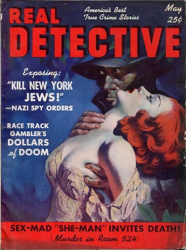 Real Detective May 1938