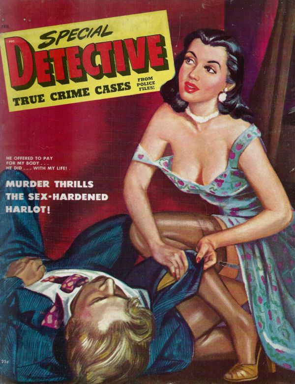 Special Detective February 1950