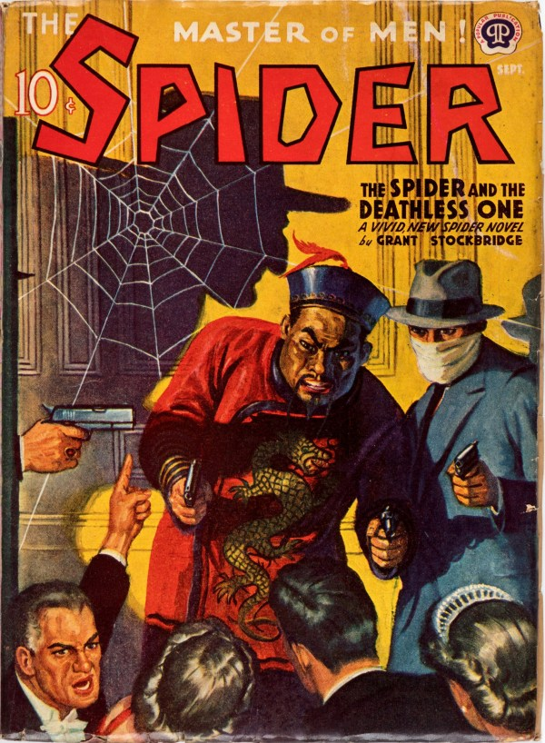The Spider September 1941