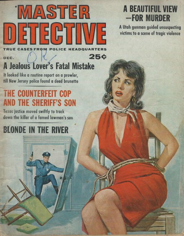 True Crime Dec 1961